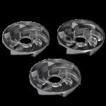 piezas Radiales RX 150x150 - Serie RX