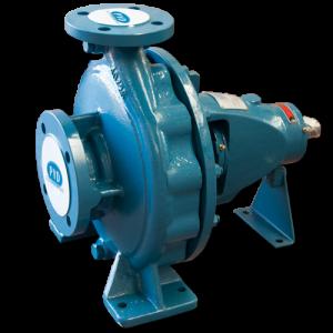 hidráulica centrífuga normalizada DIN 24255 serie NW