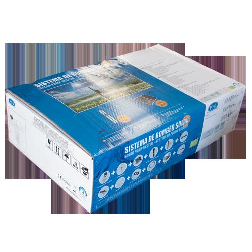 caja sistema bombeo solar - caja sistema bombeo solar