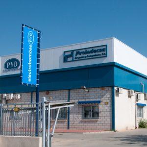 fachada proindecsa banderola 300x300 - Nuestra empresa