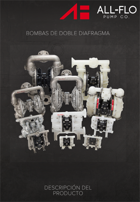All Flo Producto - Bombas de doble diafragma