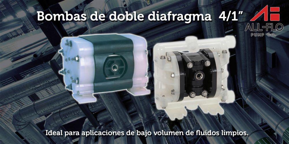 Bombas doble diafragma 1
