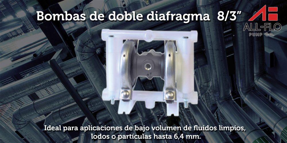 Bombas doble diafragma 2