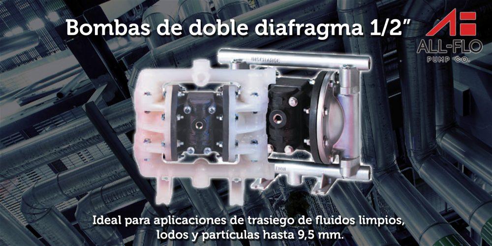 Bombas doble diafragma 3