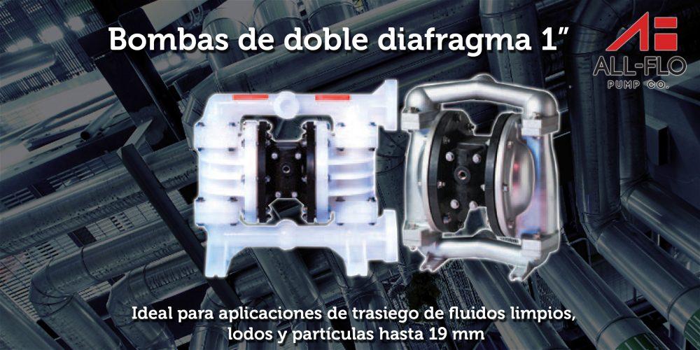 Bombas doble diafragma 4