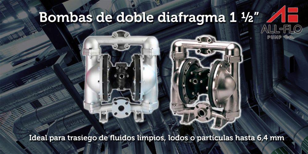 Bombas doble diafragma 5