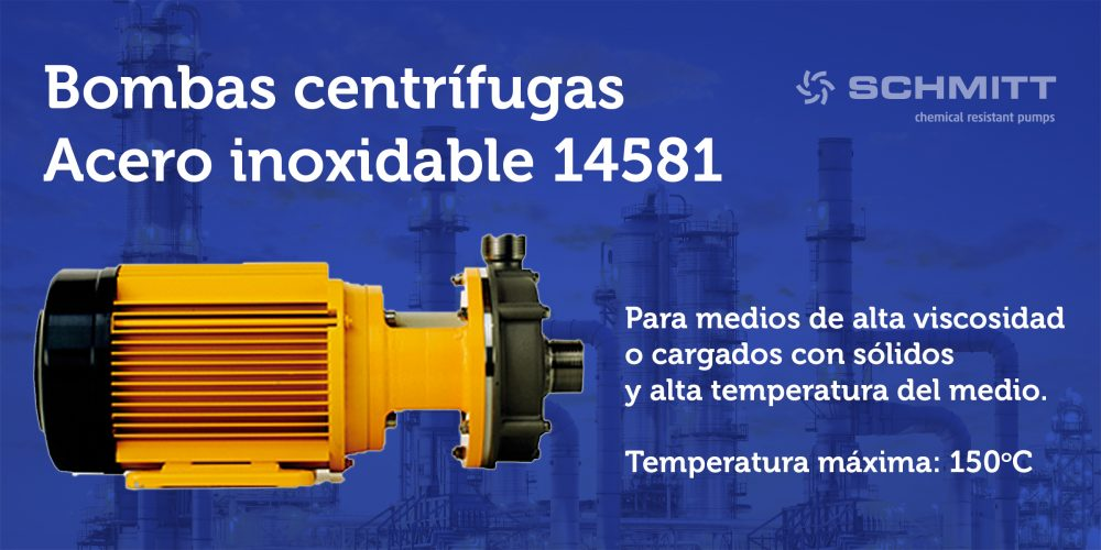 bomba centrifugas inoxidable 14581