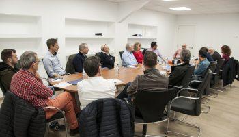 sala juntas reunion dic 2019 2 350x200 - Reunión anual de comerciales y representantes