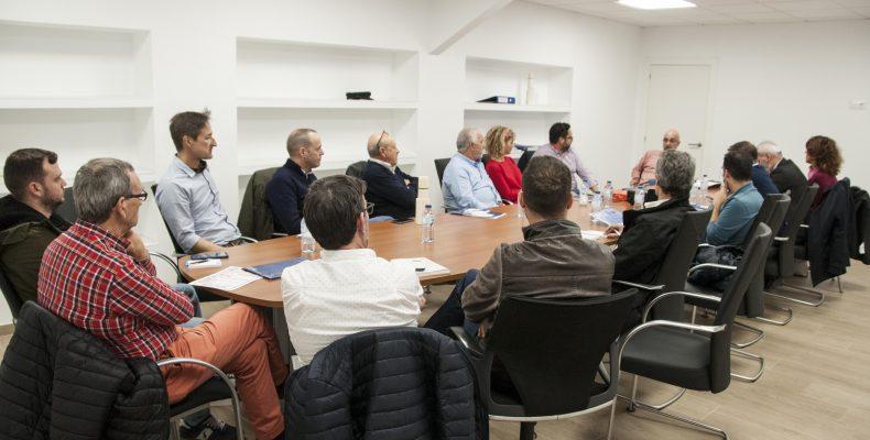 sala juntas reunion dic 2019 2 790x400 - Reunión anual de comerciales y representantes